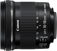 Canon EF-S Wide-Angle 10-18mm